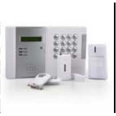 Alarm System Wireless [HS8001-DW (433M)]